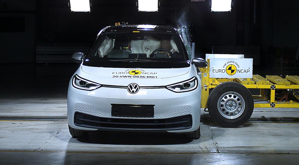 VW ID.3 EuroNCAP