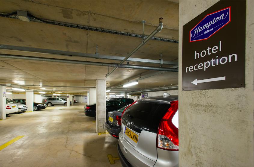 Parking At Hampton By Hilton Liverpool City Centre L1 Liverpool