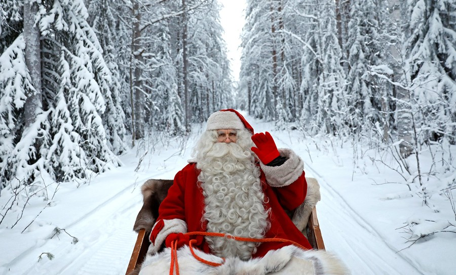 safe driving christmas cold weather