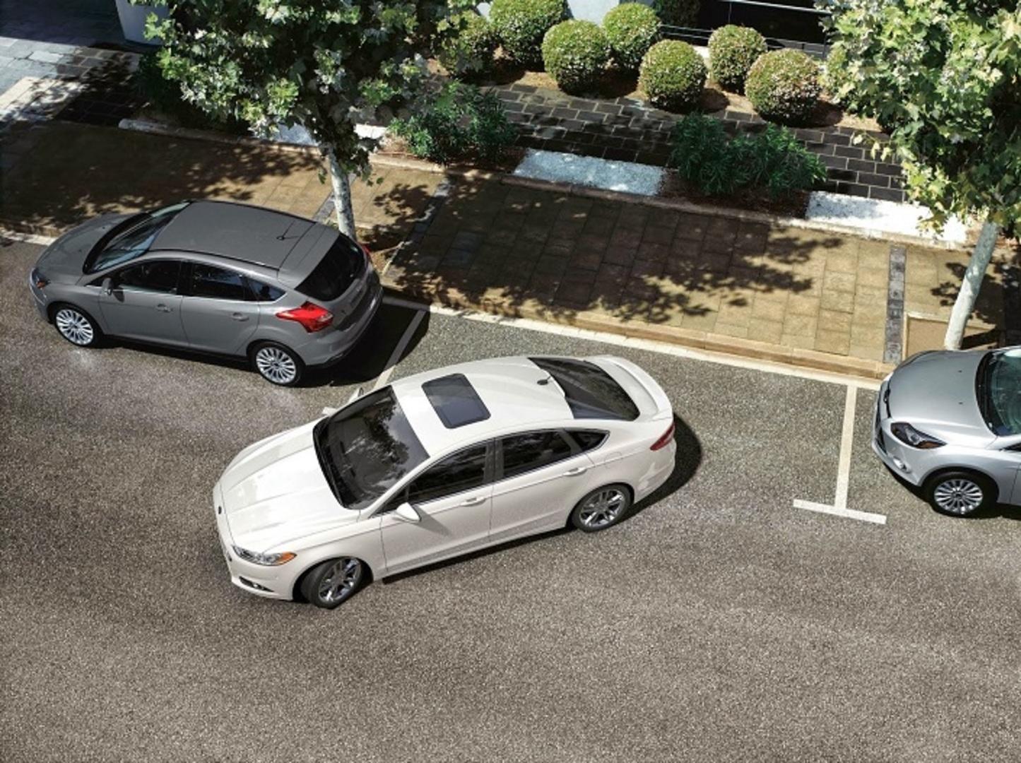 Parking a Car