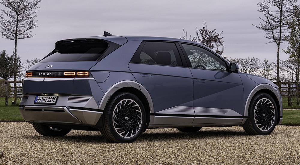 HyundaiIoniq5Specs-rear