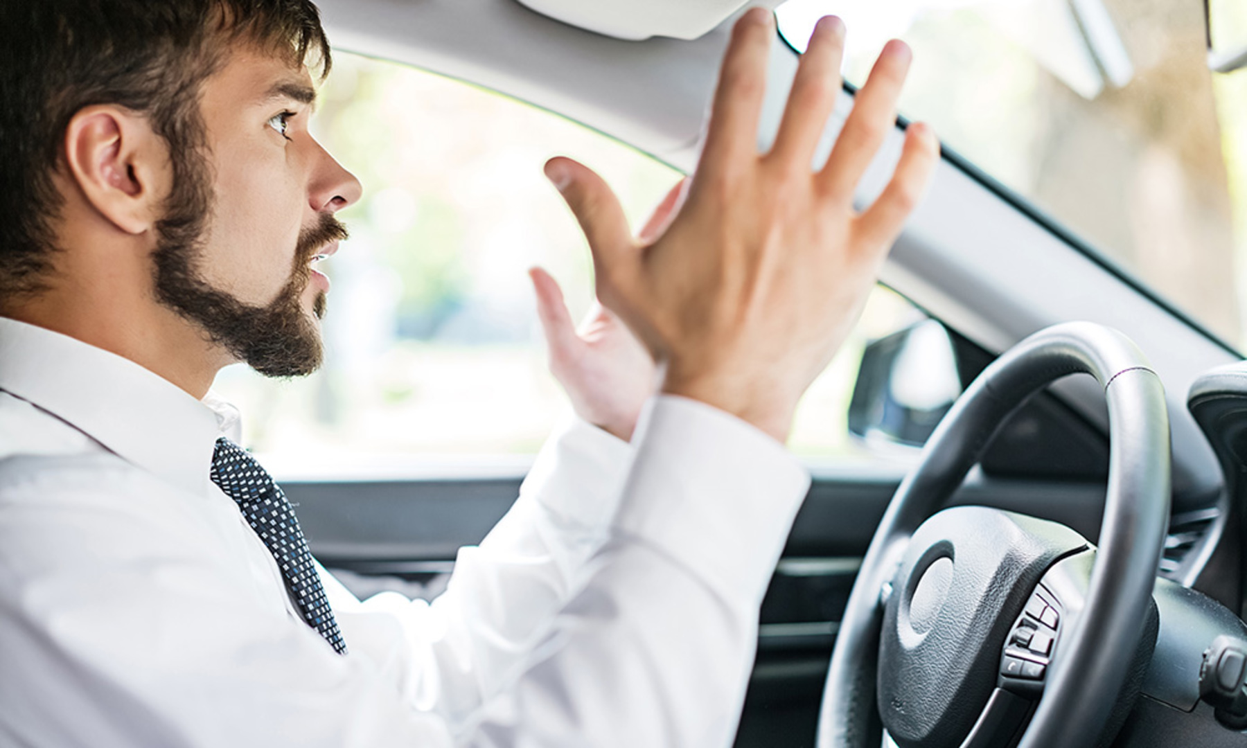 Driving Frustration