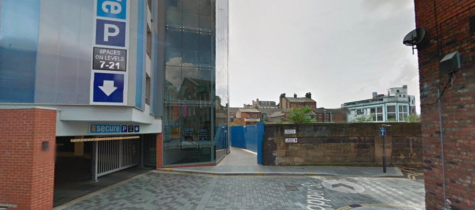 Parking On Heathfield Street L1 Liverpool