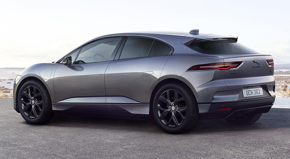 Jaguar-IPaceBlack-rear