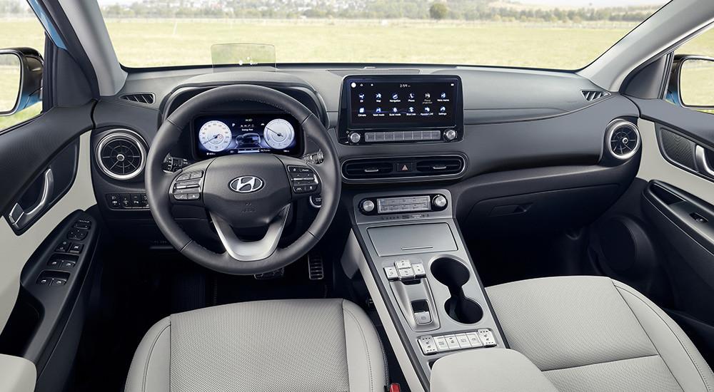 Hyundai-Kona-Electric-update-interior