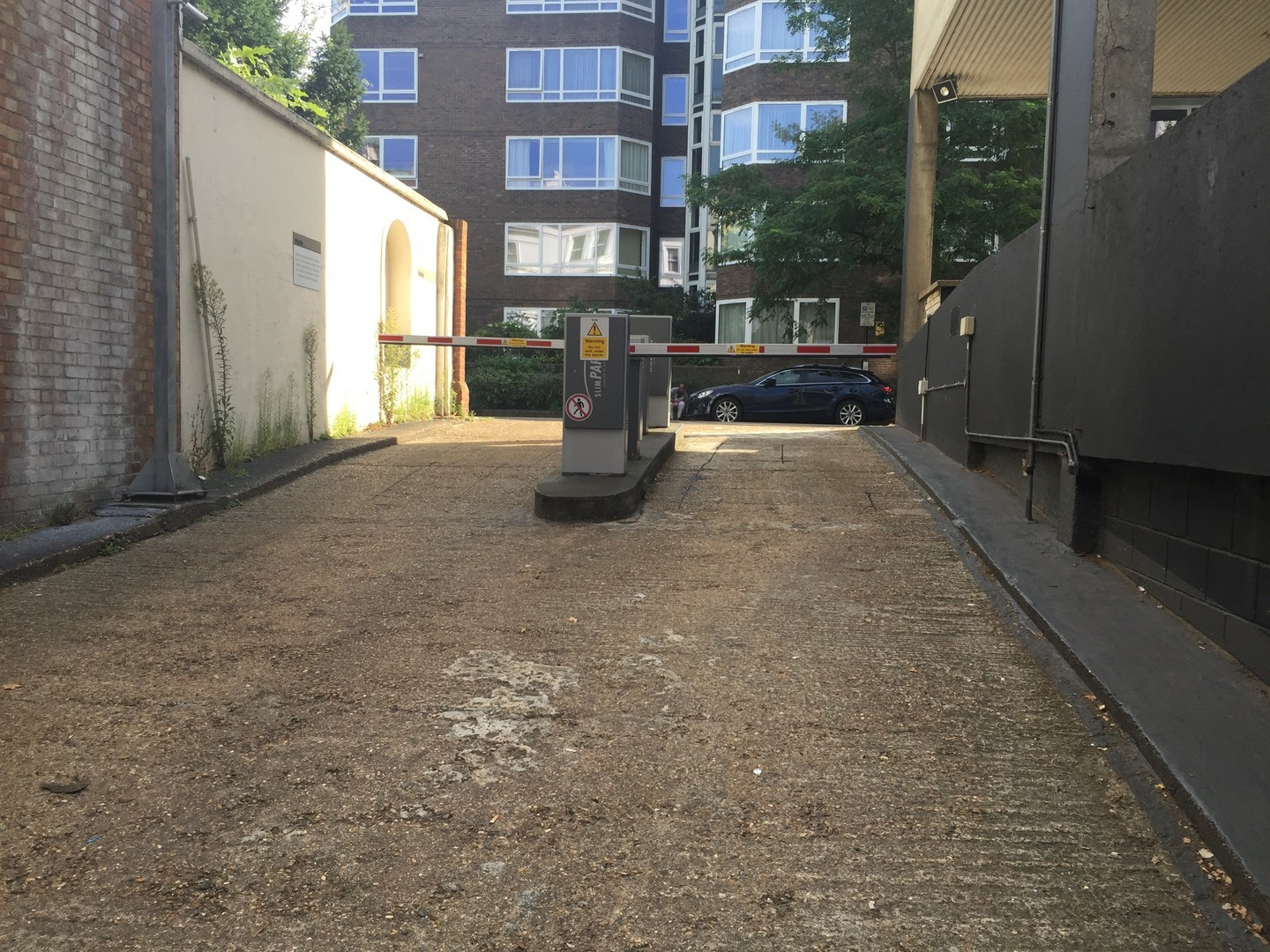 Parking On Bayswater Road W2 London